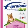 Fipralone Duo 4 pipette (confezione doppia)